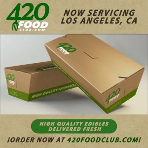 420 Food Club - Gourmet Edibles Delivered in Los Angeles